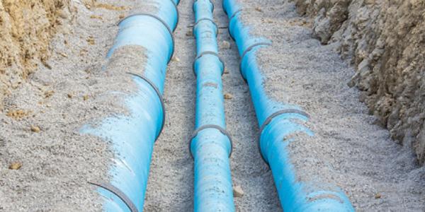 accessoires des canalisations d'eau potable