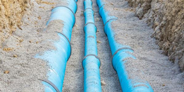 canalisation eau potable