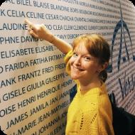 Célia Bellange responsable expérience client