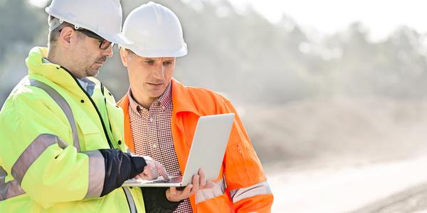Formation sécurité AIPR encadrant chantier travaux publics