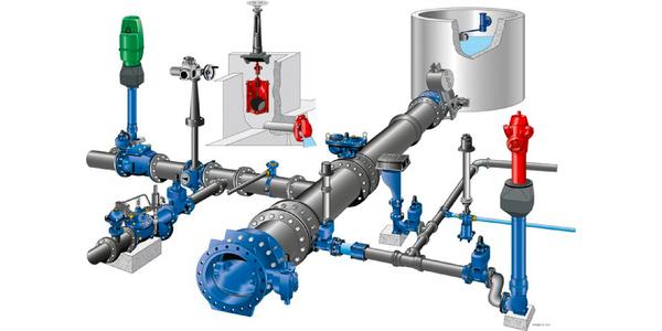 Formation en ligne le fonctionnement du réseau d'eau potable