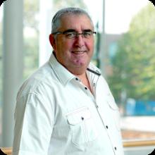 Laurent Gracia expert réseaux d'eau potable chantier