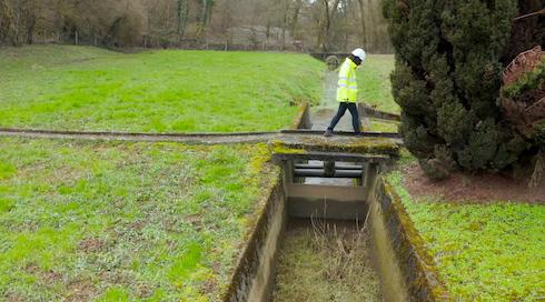 régie Metz Métropole formation technique eau