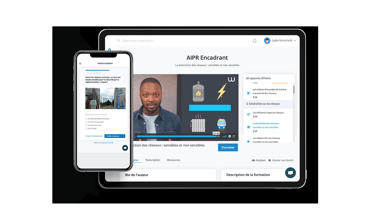 formation en ligne AIPR encadrant