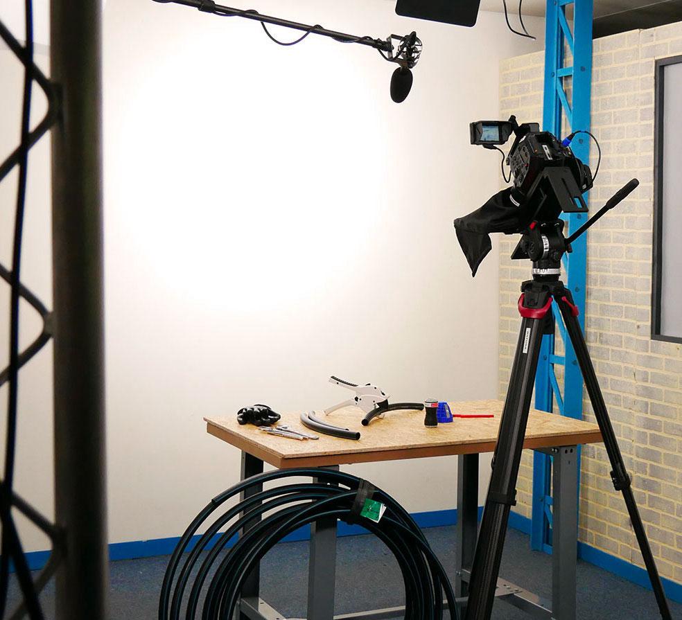 studio de création de formation en ligne sur-mesure