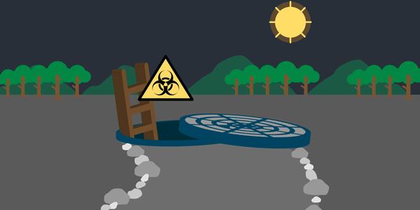 Sensibilisation aux risques biologiques dans les réseaux d'assainissement